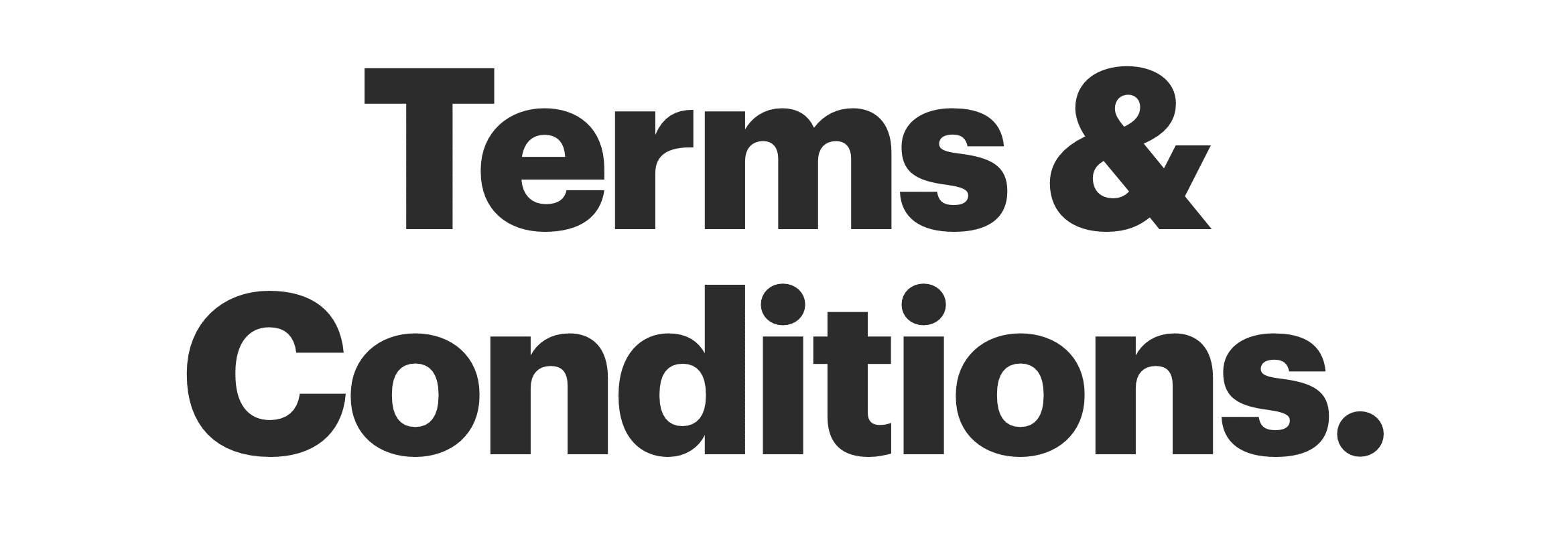terms-condition